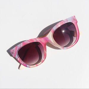Colorful Swirl Sunglasses